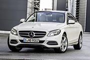 Coche Mercedes Clase C