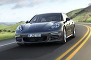 Coche Porsche Panamera