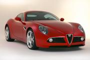 Coche Alfa Romeo 8C Competizione