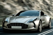 Coche Aston Martin One-77