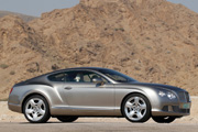 Coche Bentley Continental GT