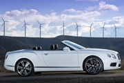 Coche Bentley Continental GTC
