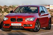 Coche BMW Serie 1