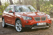 Coche BMW X1