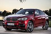 Coche BMW X6