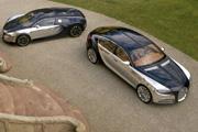 Coche Bugatti Galibier