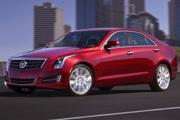 Coche Cadillac ATS