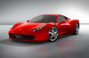 Coche Ferrari 458 Italia