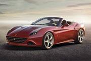 Coche Ferrari California T