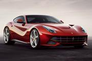 Coche Ferrari F12 Berlinetta