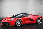Coche Ferrari LaFerrari
