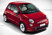 Coche Fiat 500