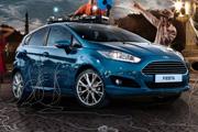Coche Ford Fiesta