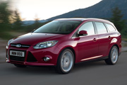 Coche Ford Focus Sportbreak