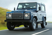 Coche Land Rover Defender