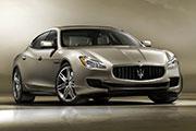 Coche Maserati Quattroporte