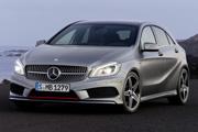 Coche Mercedes Clase A