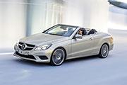 Coche Mercedes Clase E Cabrio