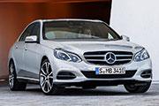 Coche Mercedes Clase E