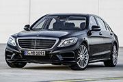 Coche Mercedes Clase S