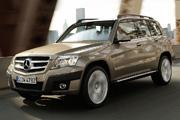 Coche Mercedes GLK
