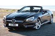Coche Mercedes SL