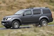 Coche Nissan Pathfinder