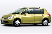 Coche Nissan Tiida
