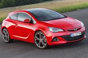 Coche Opel Astra GTC