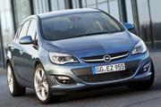 Coche Opel Astra