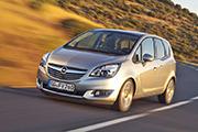 Coche Opel Meriva