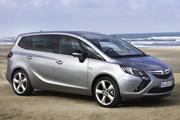 Coche Opel Zafira Tourer