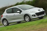 Coche Peugeot 207+