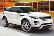 Coche Range Rover Evoque