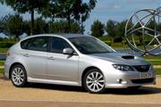 Coche Subaru Impreza