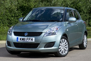 Coche Suzuki Swift
