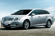 Coche Toyota Avensis Cross Sport