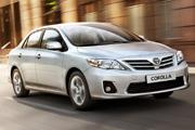 Coche Toyota Corolla Sedán
