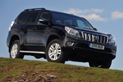 Coche Toyota Land Cruiser