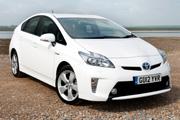 Coche Toyota Prius