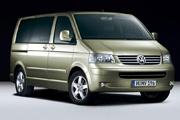 Coche Volkswagen Multivan