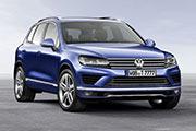 Coche Volkswagen Touareg