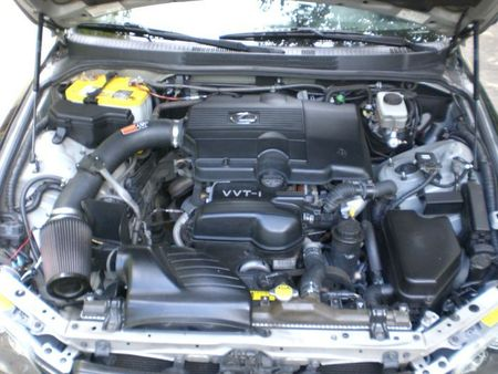 Myt noviembre 2008 for Como lavar el motor de un carro