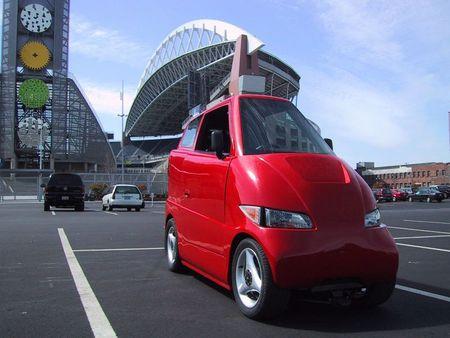 Cómo correr un cuarto de milla con vehículos eléctricos, vídeo