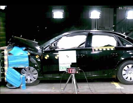 Informe crash test euroncap