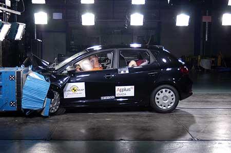 Cambios en 2009 para EuroNCAP
