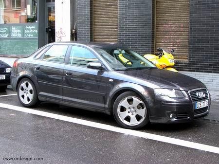 Retoques de imágenes de coches realizados con Photoshop
