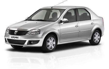 Lavado de cara para el Dacia Logan