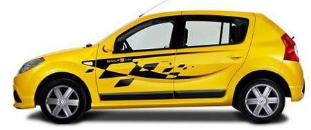 Dacia Logan y Dacia Sandero F1 Team