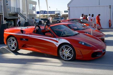 Diariomotor prueba Ferrari F430 en el Circuito del Jarama